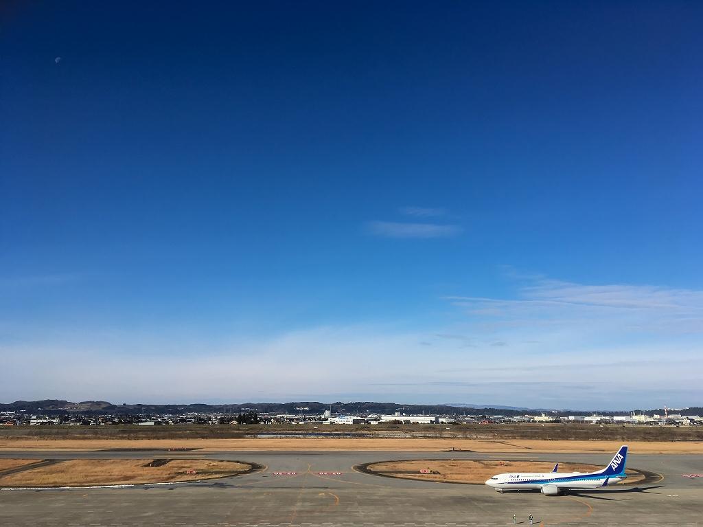 富山空港H29_12_10①