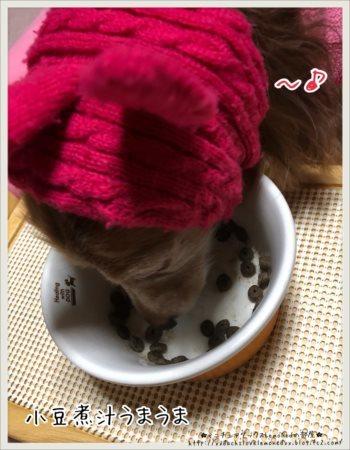 小豆の煮汁2