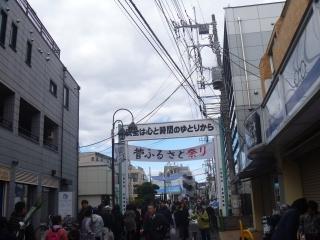 展示会生け花_12
