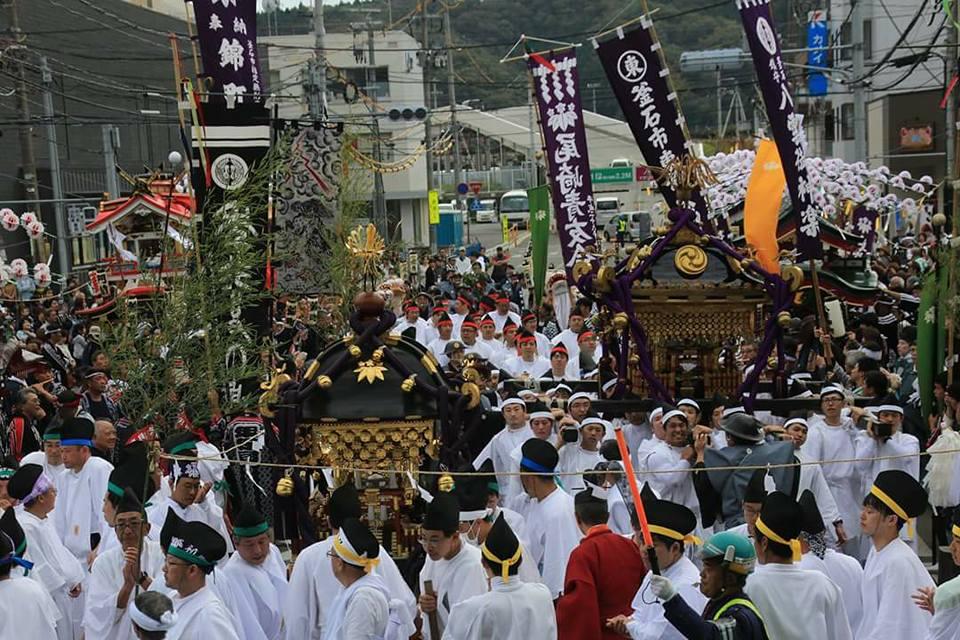 2017釜石祭りみこし