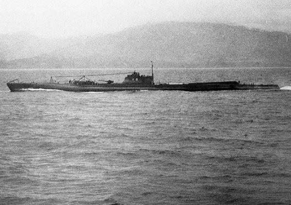 伊号第八潜水艦001