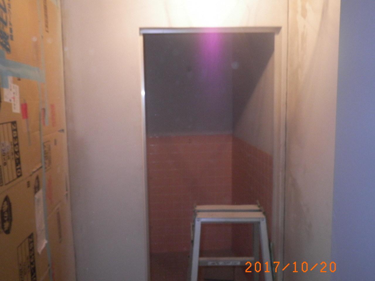 浴室122
