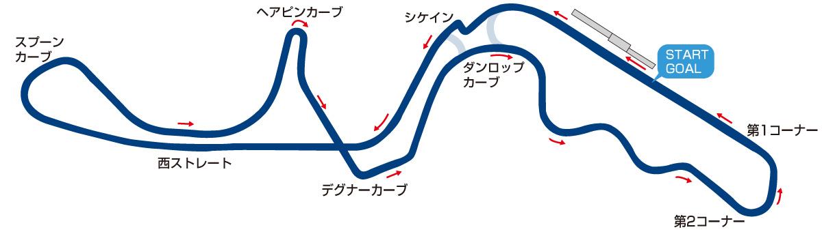 鈴鹿コース171123