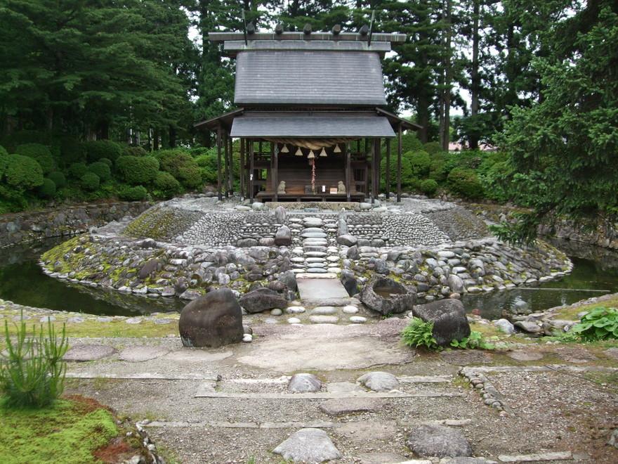 73話より、唐松神社と唐松様のパイン サムネイル画像