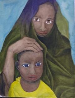 170630 南スーダンの母子 (3)サイズ