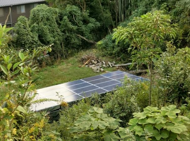 太陽光増設