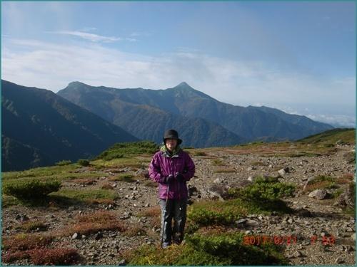 057 笠ガ岳