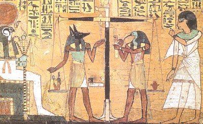 エジプトの神