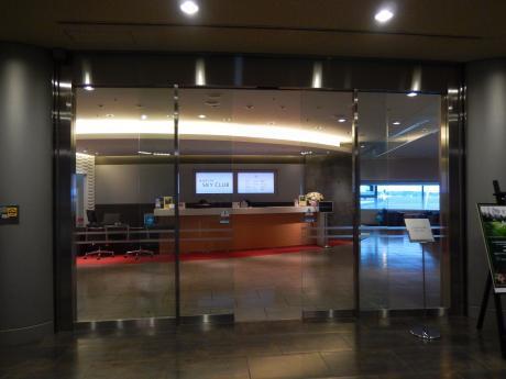 シンガポール2017.5デルタ航空・成田空港デルタスカイクラブ