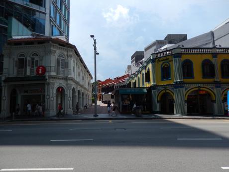 シンガポール2017.5エメラルドヒル