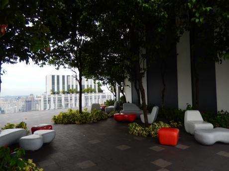 シンガポール2017.5ピナクルダックストン