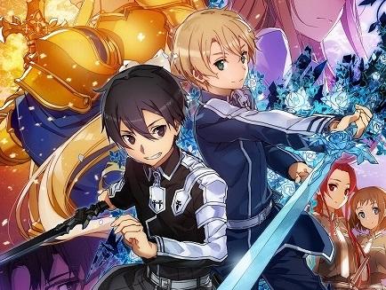 【速報】『ソードアート・オンライン アリシゼーション』TVアニメプロジェクト始動!さらに 『ソードアート・オンライン オルタナティブ ガンゲイル・オンライン』もTVアニメ化決定