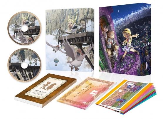 【アニメBD/DVDウィークリー】『メイドインアビス』5300枚、『ナイツマ』3000枚、『魔法陣グルグル』600枚、『プリプリ2巻』5000枚、『シンフォギア4期 2巻』1.5万枚