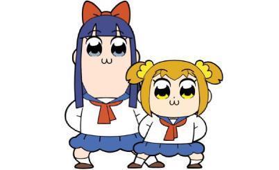【悲報】アニメ『ポプテピピック』ポプ子役は小松未可子、ピピ美役は上坂すみれという普通の声優に決定してしまう