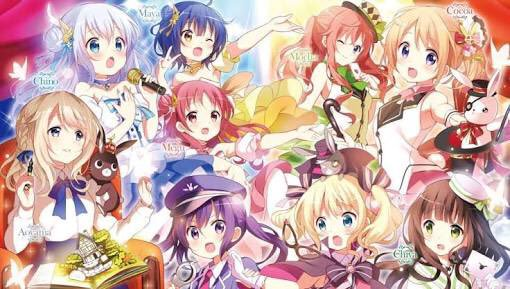 【悲報】ここ数年で流行ったアニメ、主人公が女子のアニメしかない