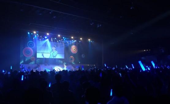 声優・新田恵海さん、ライブがほぼ満員で大成功!!!