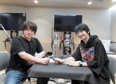 昔は細くて可愛かった声優の松岡君、今はただのパワー系になってしまう・・・昔のつぐに戻って(;;)