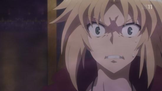 『Fate/Apocrypha』第23話感想・・・モーさんvs女帝さんの戦い神作画で最高やった!! やっぱりししごーモーサンコンビが主人公だわ! ジャンヌはメンタル弱すぎいいいい