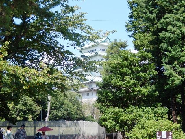 名古屋城20170910004