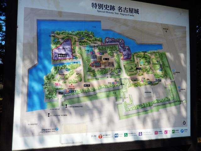 名古屋城20170910005