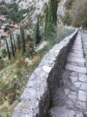 山への階段コトル
