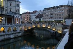 スロベニア 橋