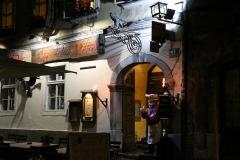 スロベニア モルベル レストラン