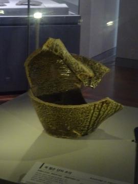 2018年7月2日 霊岩陶器博物館 施釉陶器