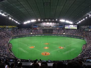 2018年9月15日 札幌ドーム