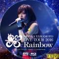 山本彩 LIVE TOUR 2016 Rainbow 11 22@Zepp Namba BSスカパー版 bd