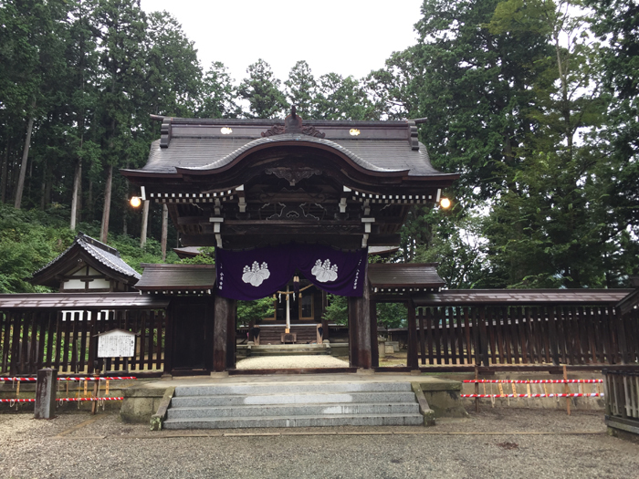 新宮神社  例祭  2017年9月 1