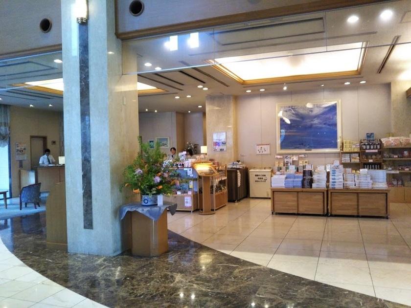 赤穂パークホテル ロビー1