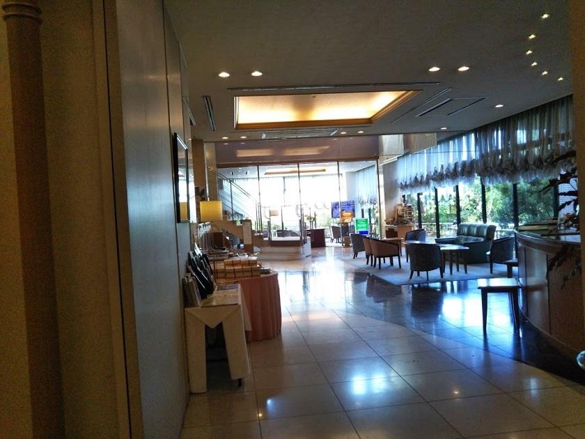 赤穂パークホテル ロビー2