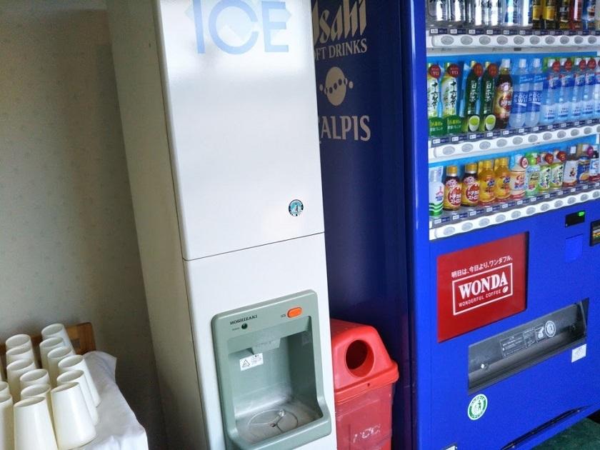 赤穂パークホテル 製氷機