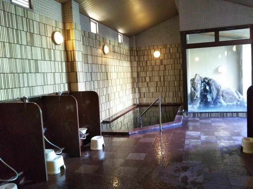 赤穂パークホテル 大浴場 全景1