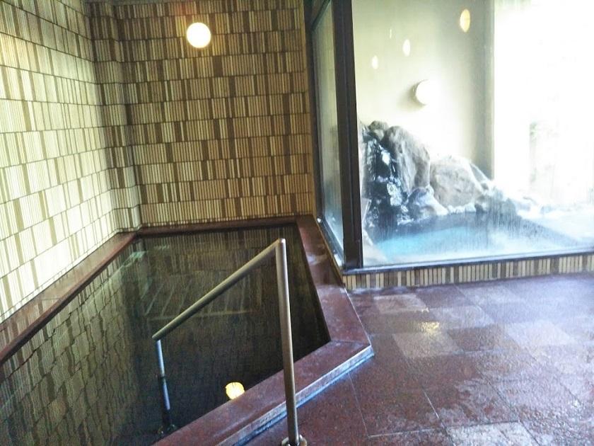 赤穂パークホテル 大浴場 内風呂