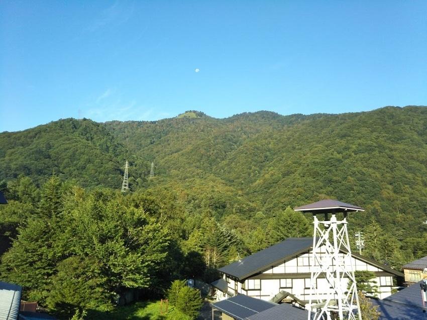 栄太郎 部屋からの眺望