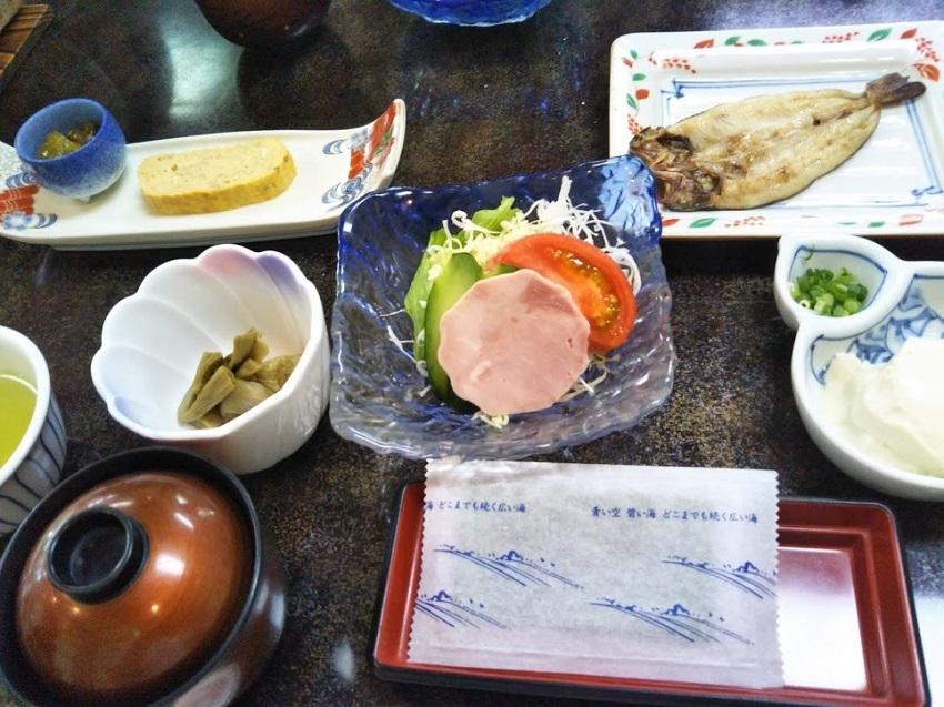 栄太郎 朝食料理