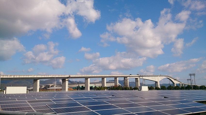 江島大橋 全景