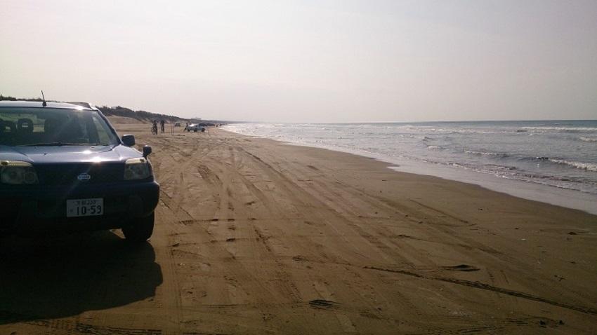 千里浜なぎさドライブウェイ3