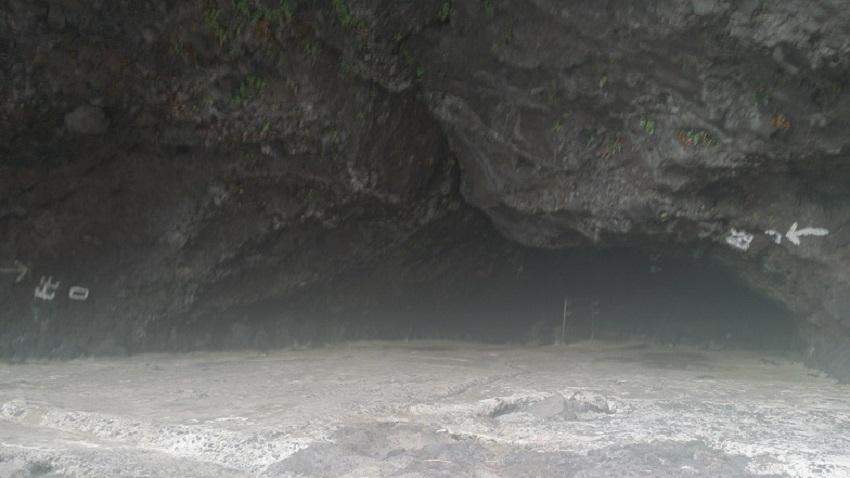 巌門 大洞門1