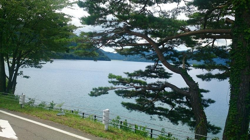 田沢湖畔2