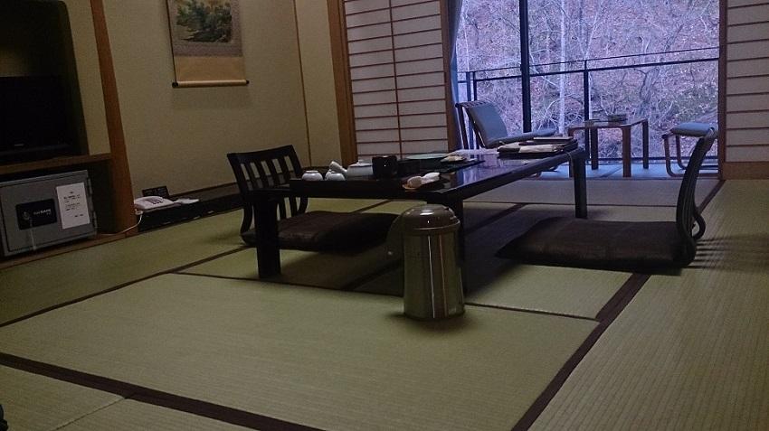 山水閣 本館部屋