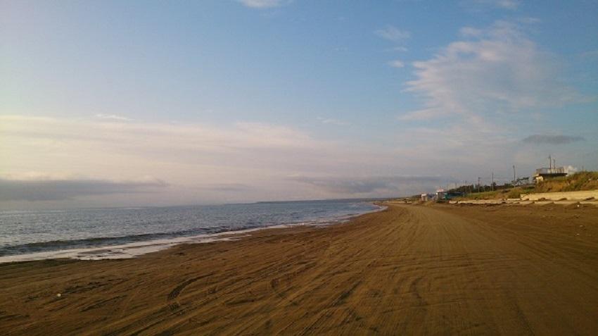 千里浜なぎさドライブウェイ1