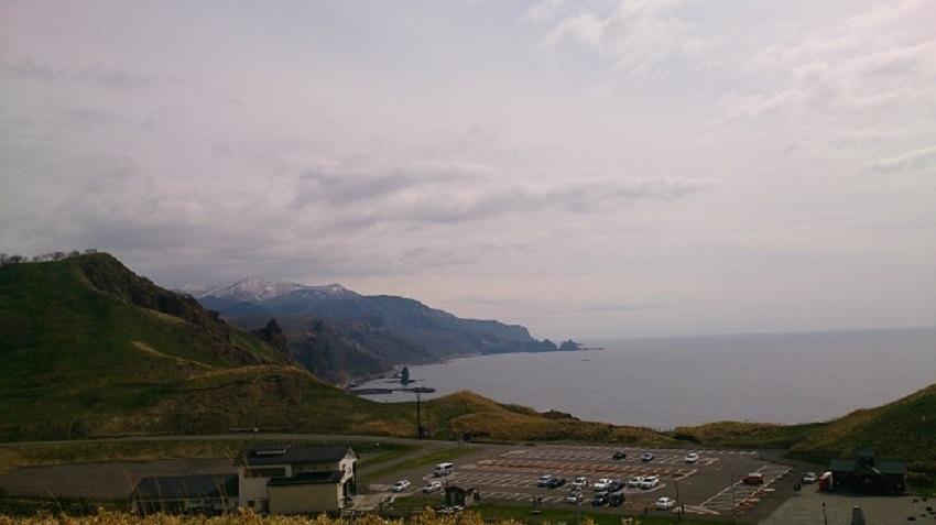 積丹半島 神威岬1
