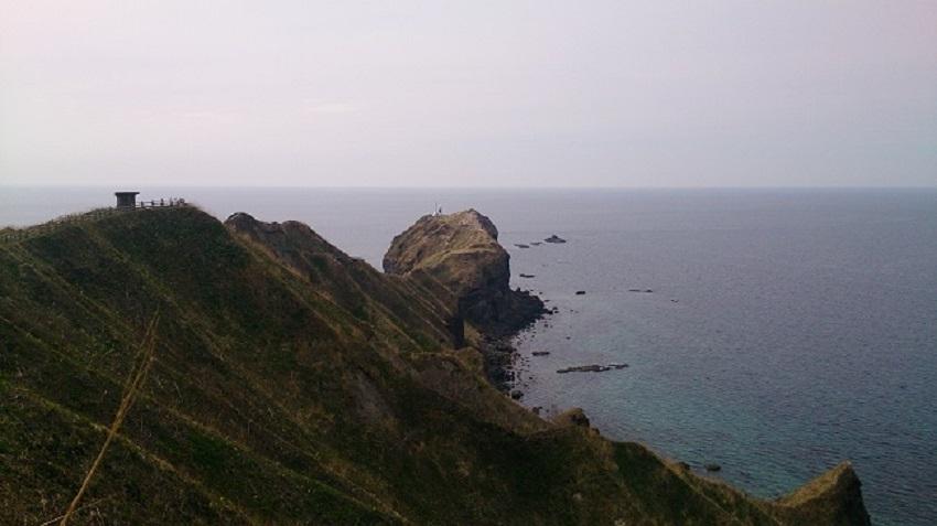 積丹半島 神威岬4