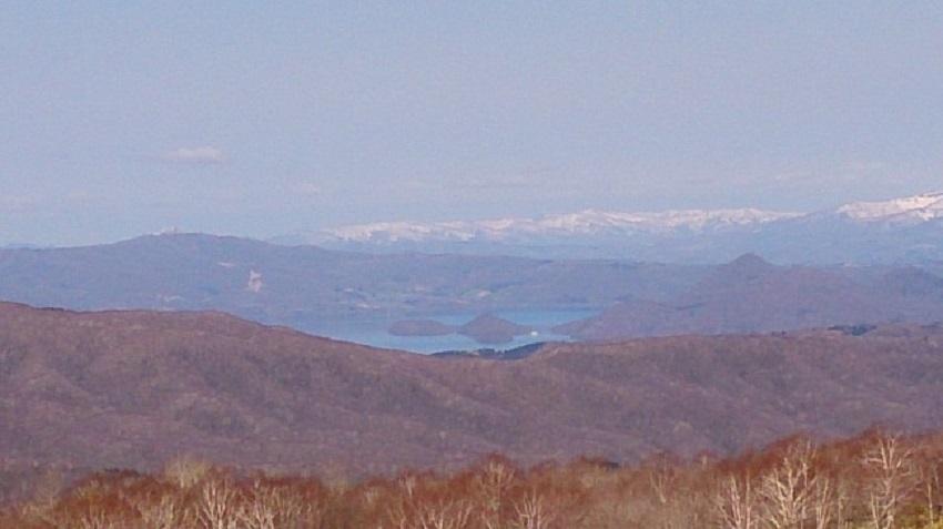 洞爺湖遠景