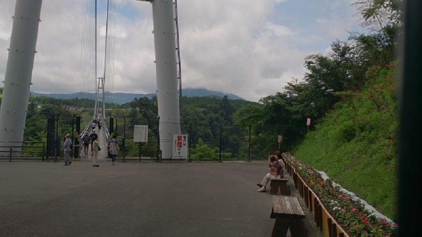 九重夢大吊橋 北方ゲート