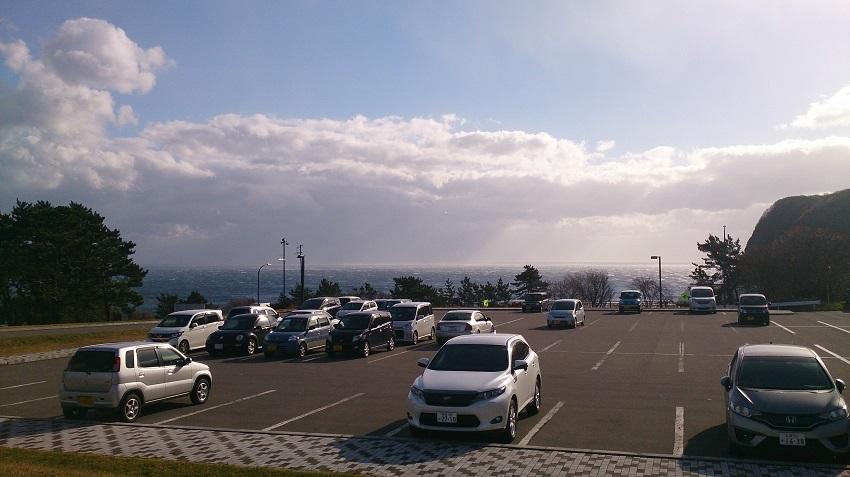 ホテル惠風 駐車場