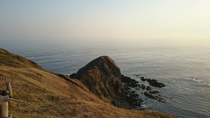 襟裳岬 岩礁2